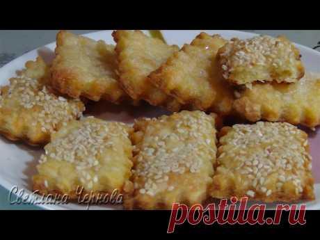 "Печенье "" Минутка ""очень вкусное-тает во рту /""Minute"" very tasty cookies"