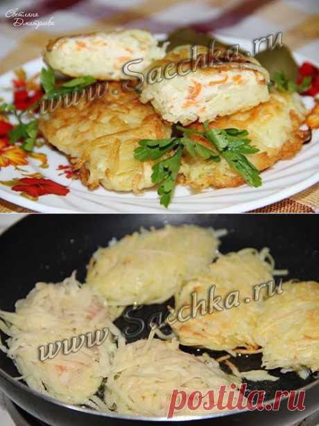 Картофельные зразы | рецепты на Saechka.Ru