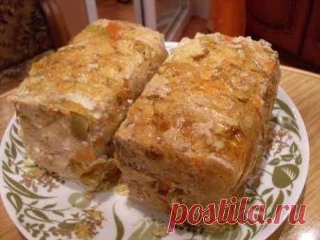 Курица в пакете или домашняя ветчина в желе — Sloosh – кулинарные рецепты