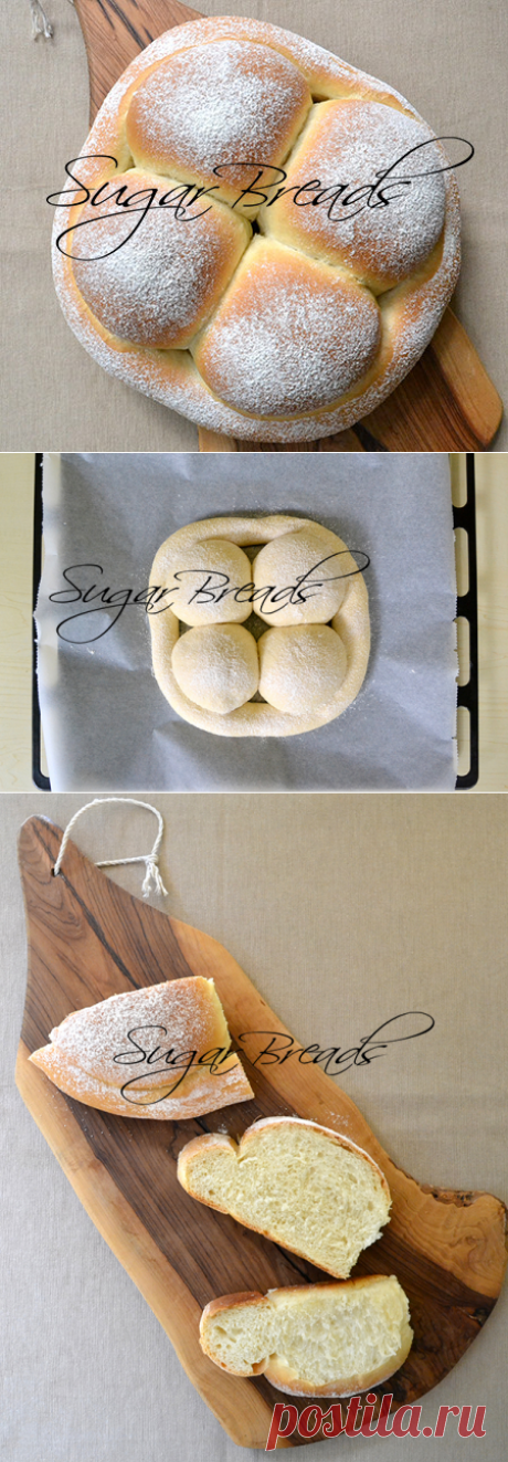 Хлеб на кефире | Sugar & Breads in Russia