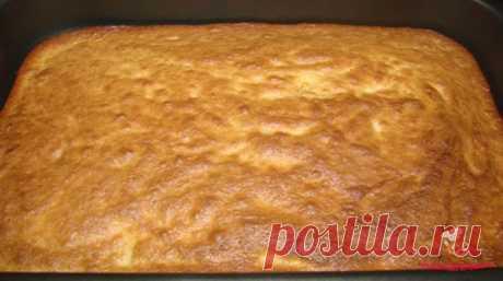 Торт «5 ложек» настоящая палочка выручалочка для всех! Торт «5 ложек»настоящая палочка выручалочка для всех! Рецепт такого торта настолько прост, что вы запомните его с первого раза, даже не записывая рецепт. Из такого коржа можно приготовить торт, смазав его любым кремом, рулет (поверьте получится сразу и без проблем). Рекомендую все такой рецепт, даж