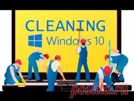 Как вернуть 27 ГБ после ноябрьского обновления Windows 10 - YouTube