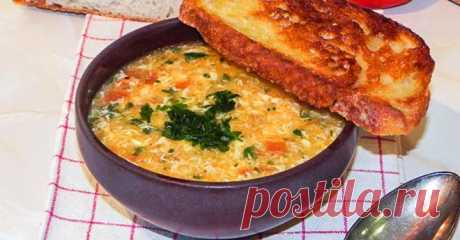 Испанский чесночный суп | Готовим вкусно!