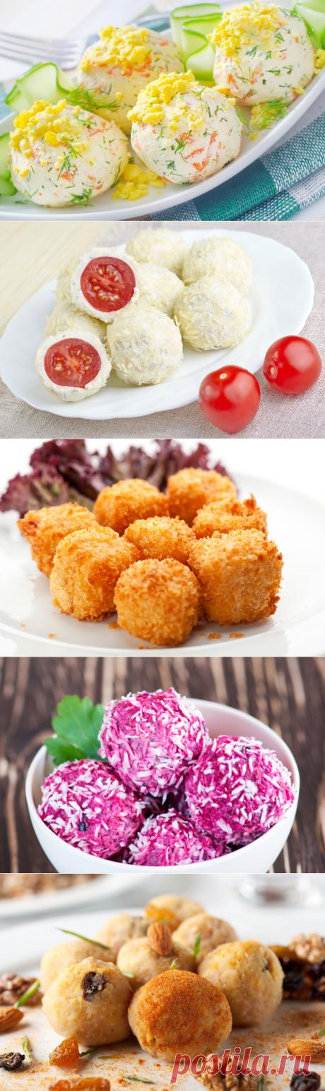 Рецепты сырных шариков - tochka.net