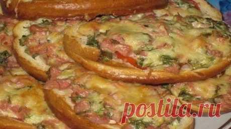 Самые вкусные и быстрые горячие бутерброды - ochenvkusno.com