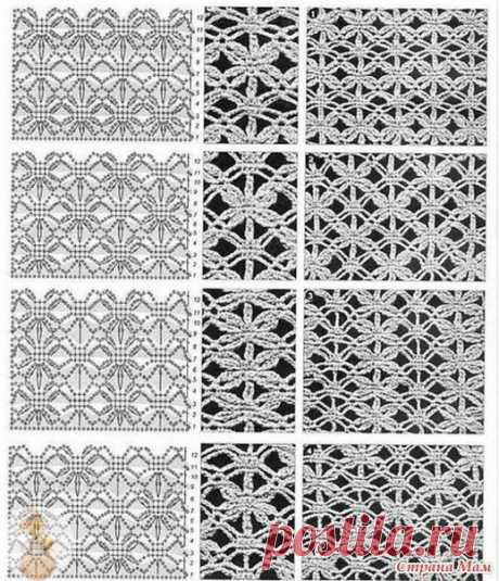 KLUBOCHEK - la labor de punto la costura