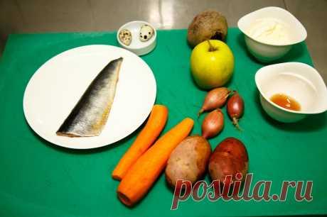 Селедка под шубой - пошаговый рецепт с фото - как приготовить, ингредиенты, состав, время приготовления - Леди Mail.Ru