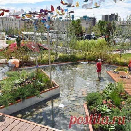 Цветущая Казань