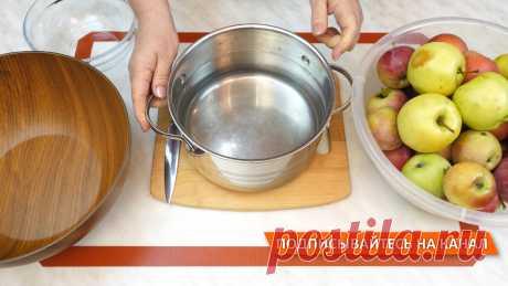 Яблочный уксус в домашних условиях   Дина, Коллекция Рецептов   Яндекс Дзен