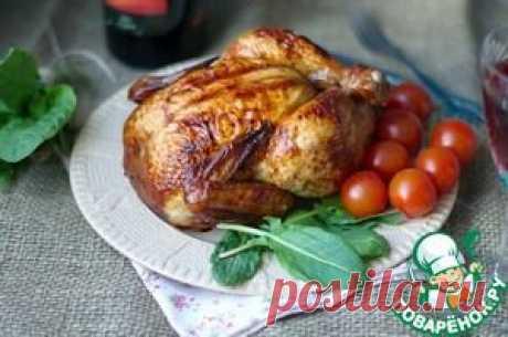 Курица запеченная - кулинарный рецепт