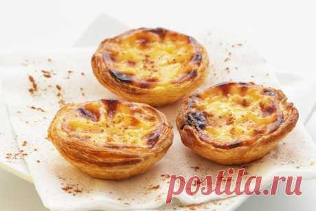 Pasteis de nata – Как приготовить дома? Рецепты Рикарду Лопеша    