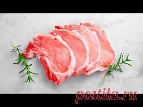 Четыре вкусных блюда из свинины. Рецепты от Всегда Вкусно!
