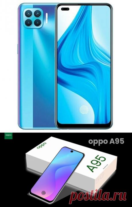 Обзор смартфона Oppo A95: описание модели и технические характеристики | Обзоры телефонов и аксессуаров | Яндекс Дзен