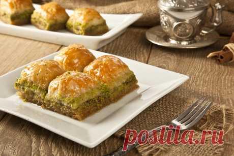 Кебабы, кёфте, пахлава. Знаменитые турецкие блюда в домашнем исполнении | Кухни мира | Кухня | Аргументы и Факты