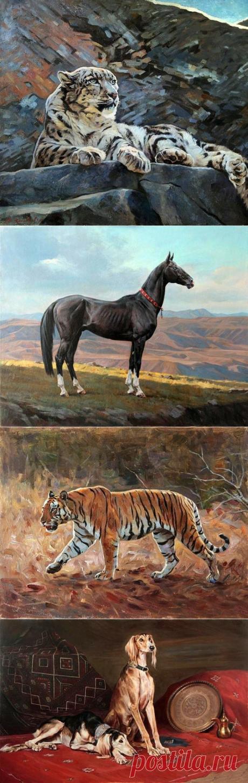 Художник Ярослав Колобаев.