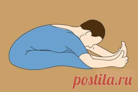 Делайте это упражнение всего 1 раз в 2 дня. Спина перестанет болеть сразу же. - Сайт для женщин