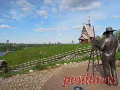 Достопримечательности Плёса с фото и описанием - что посмотреть в Плёсе