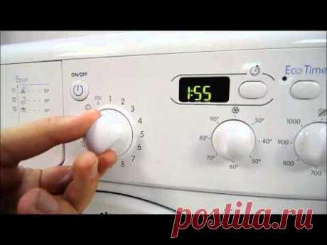 Как выбрать стиральную машину Indesit? Купить стиральнуб машинкц Индезит.