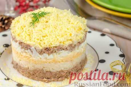 Салат МИМОЗА - лучшие рецепты!