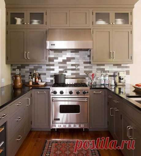 13 лучших лайфхаков для маленькой кухни | Свежие идеи дизайна интерьеров, декора, архитектуры на INMYROOM