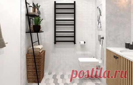 10 умных идей для хранения в маленькой ванной комнате Мы просмотрели проекты российских дизайнеров и нашли крутые дизайн-решения
