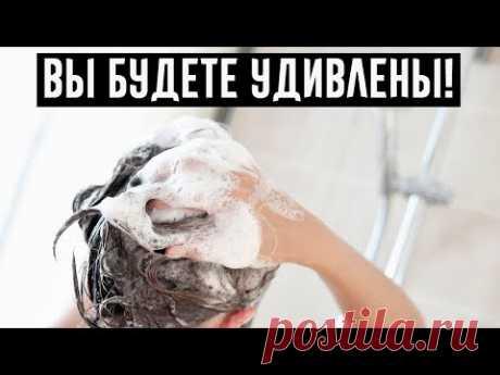 Смешайте эти 3 ингредиента, чтобы восстановить густые, сильные волосы за один раз!