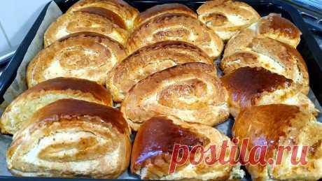 Быстрый и Простой Рецепт Вкусных Творожных Печенье