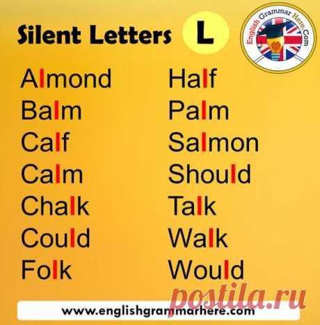 Silent L