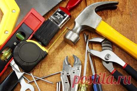 Инструменты для ремонтных и отделочных работ - Мужской журнал JK Men's Не рекомендуется покупать инструменты для любителей, так как зачастую они не подходят ни для каких работ, либо для выполнения работ необходимо приложить много