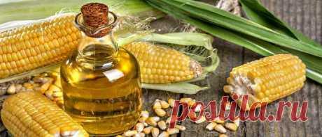 А что вы знаете о кукурузном масле? 5 необычных фактов