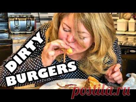 "Рецепт ""грязных"" бургеров (dirty burgers) от виртуоза на кухне"