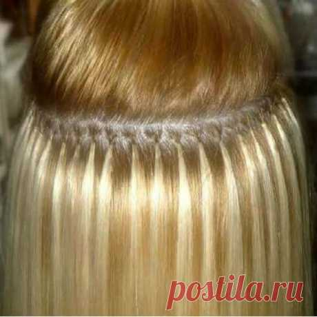 Популярные техники наращивания волос, как ухаживать за нарощенными волосами в домашних условиях.