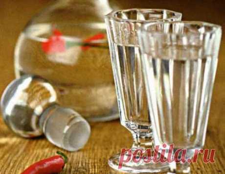 Способы применения водки в быту — Полезные советы