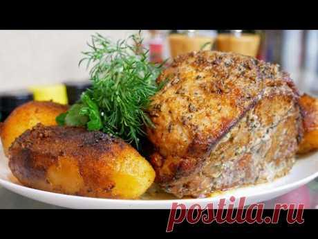 Секрет СОЧНОГО мяса. Цыганка рекомендует. Gipsy cuisine.