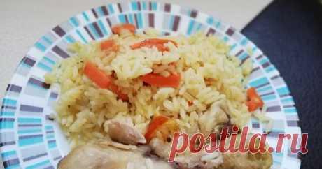 Курица с рисом в мультиварке - пошаговый рецепт с фото. Автор рецепта Анастасия . Курица с рисом в мультиварке - пошаговый рецепт с фото.