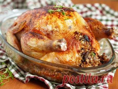 Курица, запеченная в тесте: рецепт пошагово с фото - Вторые блюда - Smak