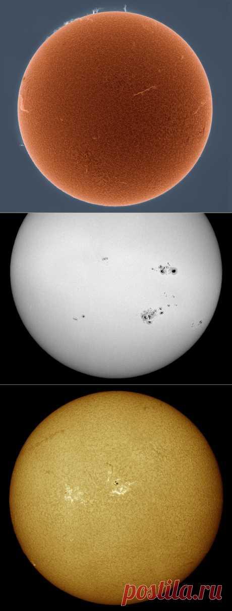 Алан Фридман. Необычные фотографии Солнца : НОВОСТИ В ФОТОГРАФИЯХ