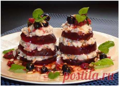 Пироженки из свеклы - мировая закуска для любого праздника! | DiDinfo | Яндекс Дзен