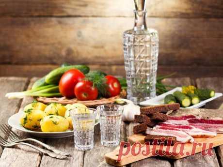 5 продуктов, которыми лучше не закусывать | Красота Здоровье Мотивация
