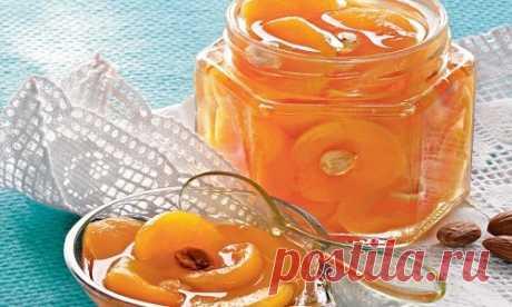 Закрываем абрикосы — 10 лучших рецептов!