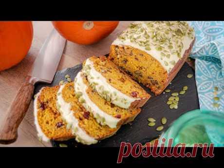 Смешал и готово! ТЫКВЕННЫЙ КЕКС / ХЛЕБ с тыквой | простой рецепт Pumpkin Bread