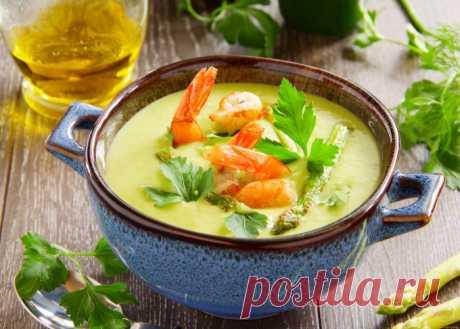 5 супов-пюре из сезонных овощей, которые оценят дети и мужья - БУДЕТ ВКУСНО! - медиаплатформа МирТесен