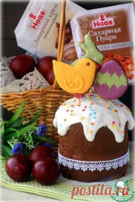 Пасхальный торт - кулинарный рецепт