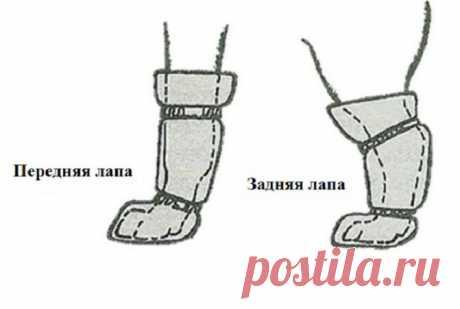 Обувь для собак своими руками, как сшить сапожки для собак, выкройки и пошаговая инструкция