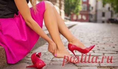 Чтобы новая обувь не натирала :: #forumroditeley #форумродителей #социальнаясеть #дети
