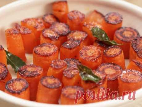 Запеченная морковь  Морковь полезна, морковь доступна, морковь надо готовить и есть. Готовим вкусно - вот такая Запеченная морковь.