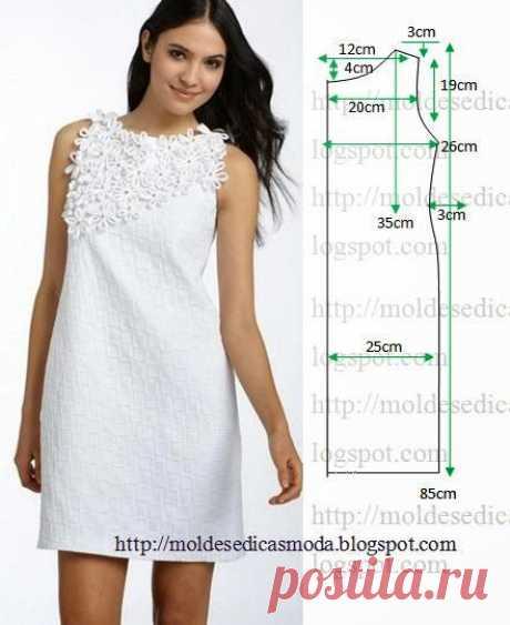 Моделирование женской одежды. (3часть).