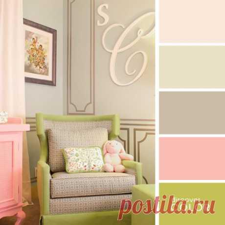 Цветовые решения для стильного интерьера — Роскошь и уют