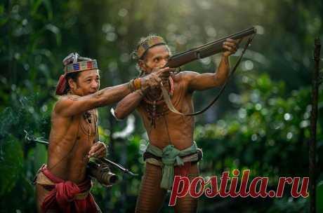 Древние народ Индонезии, до которого не добралась цивилизация — Наука и жизнь