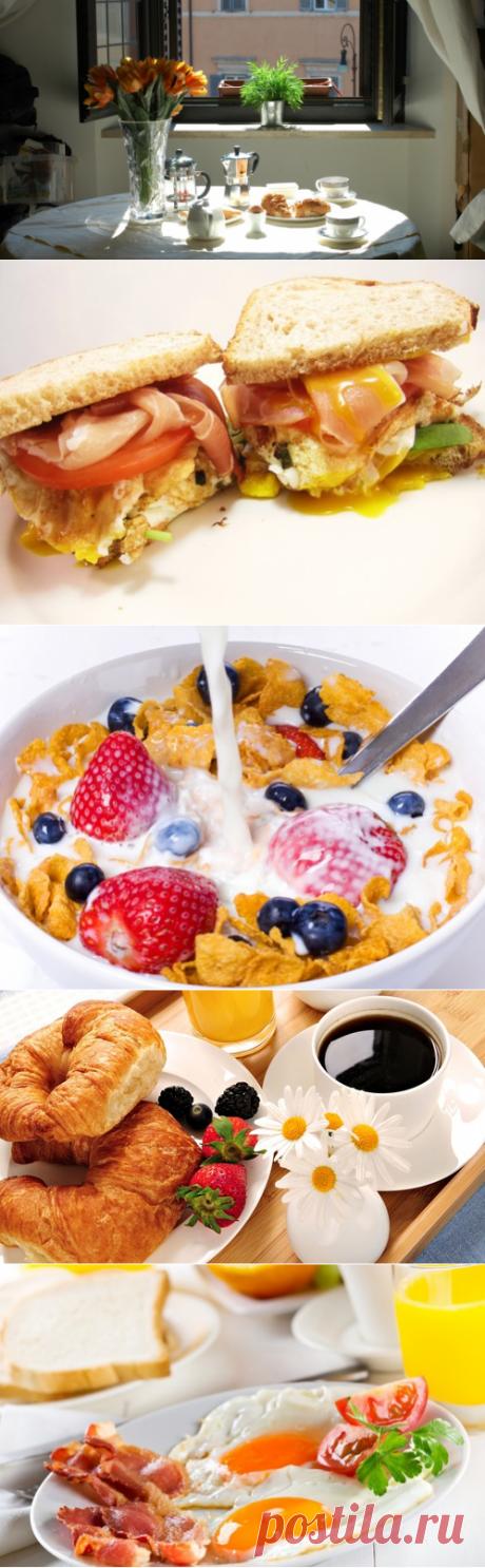 9 опасных завтраков: как правильно питаться по утрам